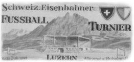 Fussballturnier 1949
